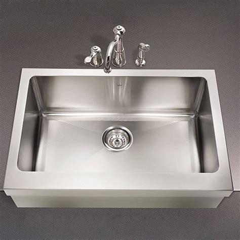 kitchen basin sinks farmhouse single basin kitchen stainless steel sink