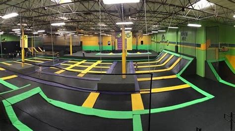 air trampoline park remains  hold centre daily times