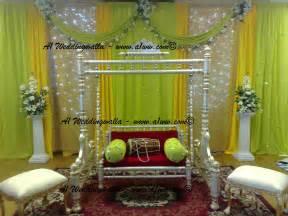 bridal wedding stages wedding decoration venue