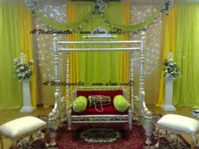 Wedding stage decoration balloon decor wedding stage decoration