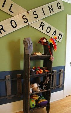 railroad bedroom classroom train theme on pinterest train party trains and birthday parties