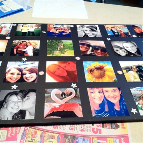 picture collage board diy collage picture board picture collage diy photos