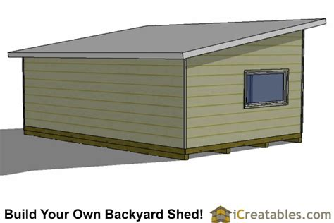 24 X 24 Shed by 16x24 Studio Shed Plans Large Modern Shed Plans