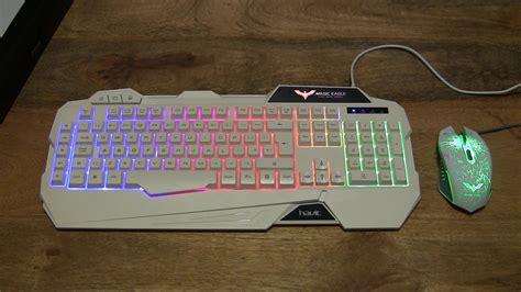 Paket Gaming Havit Magic Eagle Mechanikal havit gaming keyboard and mouse combo set with adjustable
