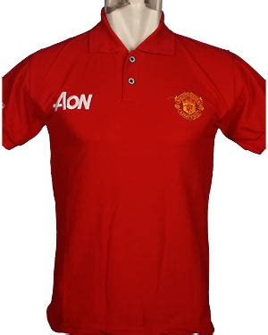Kaos Polo Club Bola T Shirt Kerah Putih kaos bola dewasa rangkaian kata