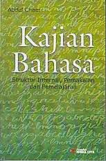 Sintaksis Bahasa Indonesia Pendekatan Proses Abdul Chaer Buku Bah toko buku rahma kajian bahasa