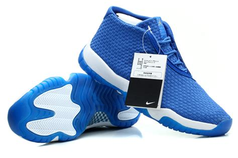 Sepatu Basket Nike Retro Blue White retro shoes for sale air 11 future blue white