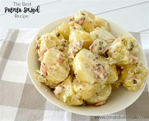 best potato salad the best potato salad recipe create bake make