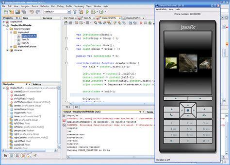 netbeans mobile sun targets flash brings javafx to mobile devices ars