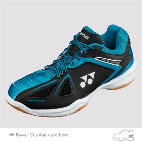 yonex power cushion shb 35 ex badminton store
