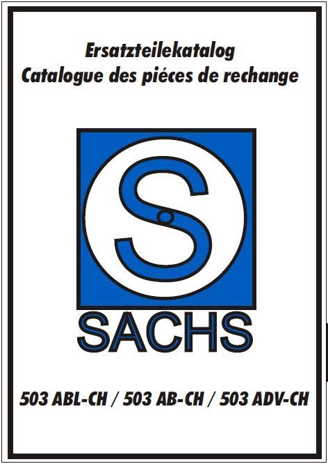 Sachs Motor 503 Ab by Katalog Starterseite Sachs Motor 503 Abl Ab Adv Teile
