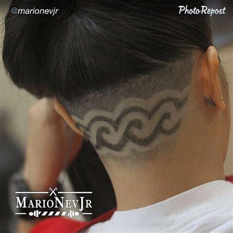 precision tattoo precision design hair hairtattoo tribal swirls