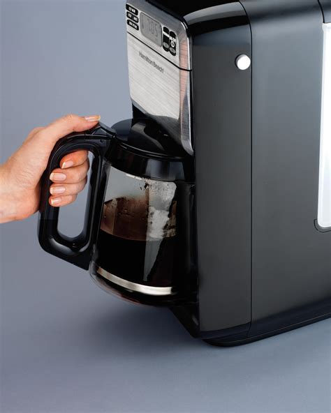 Amazon.com: Hamilton Beach 12 Cup Digital Coffee Maker, Stainless Steel (46201): Drip