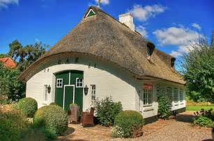 1227 sieseby thatched cottage germany flickr