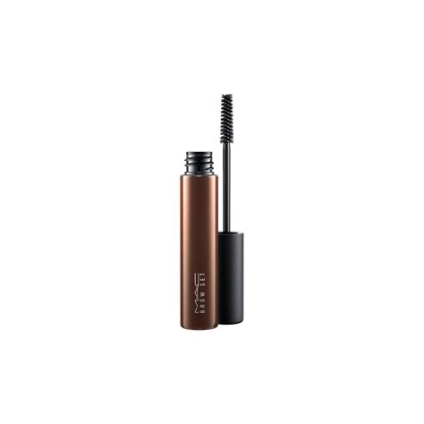 Eyeliner Mac Putar Waterproof mac cosmetics pro longwear waterproof brow set brown brown acheter en ligne manor