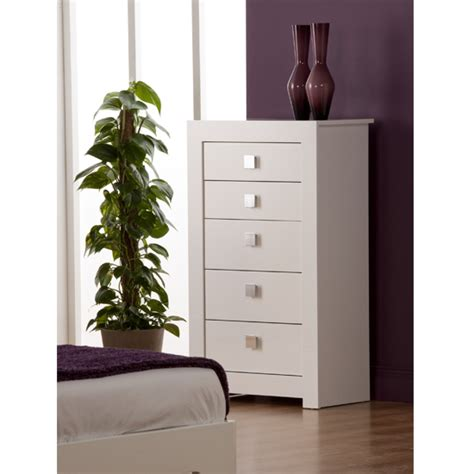 Bari Bedroom Furniture Bari 5 Drawer Chest Bar03 15299 Furniture In Fashion