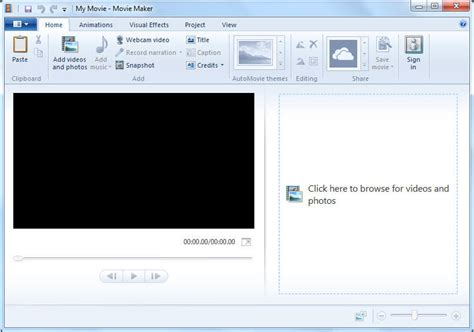 windows movie maker voice over tutorial guide how to use windows movie maker