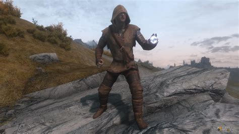 skyrim archer armor mod hunter archer armor for tes v skyrim