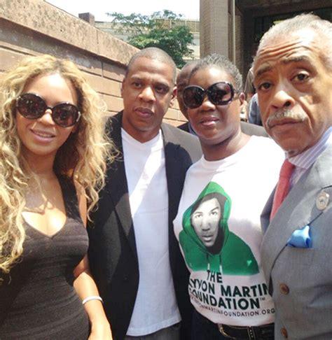 Beyonce Solange And Al Sharpton by After Harry Belafonte Criticism Beyonce Rapper Z