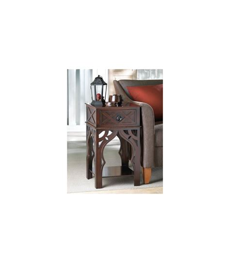 style side table moroccan style side table