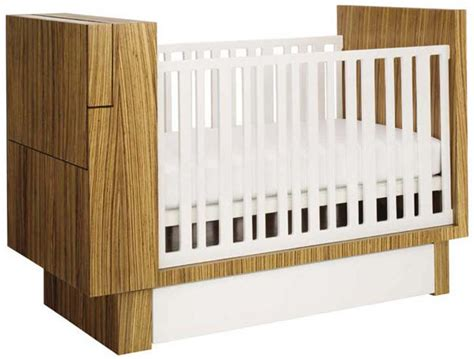 Space Saver Cribs For Babies Nurseryworks Studio Crib Is The Modern Space Saver