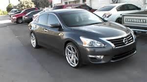 2015 Nissan Altima Wheels 877 544 8473 20 Quot Inch Rohana Rc 7 Machine Silver Wheels