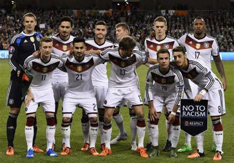 wann läuft heute fussball aufstellung deutschland bei der fu 223 em 2016