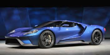 new ford concept cars 2017 ford gt vehicles on display chicago auto show