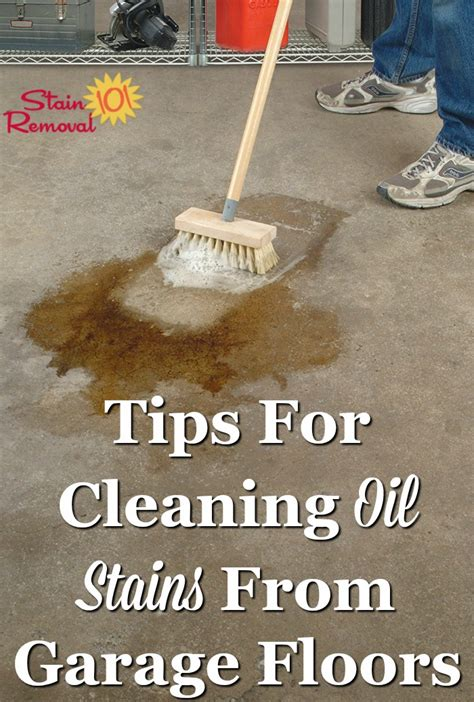 7 Techniques For Cleaning Your Floors by Guide To Cleaning Garage Floors