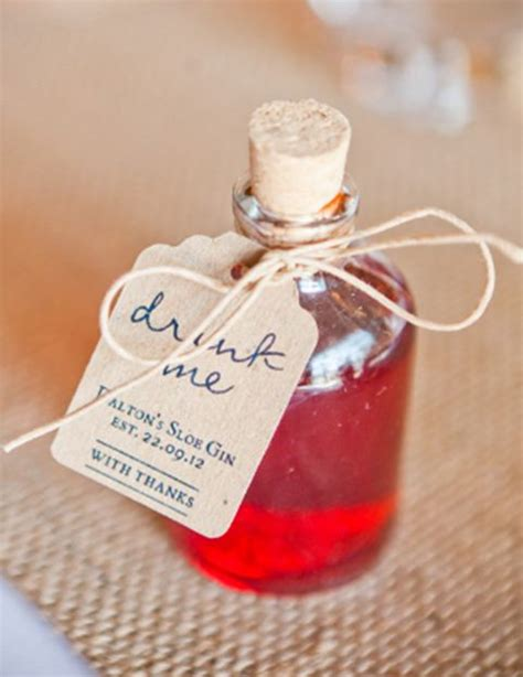 Wedding Favors by Wedding Favour Miniature Drinks Find More Wedding Favour