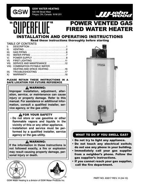 water heater troubleshooting gallery free