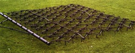 Landscape Rake Vs Chain Harrow Image Gallery Harrow Rake