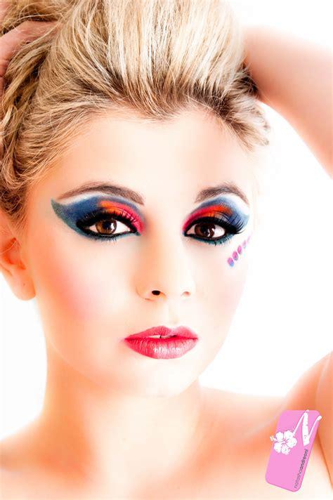 Eyeshadow Glamor makeup photography