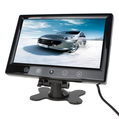 Lcd Touchscreen eincar 9 inch best tft car monitor with rear view