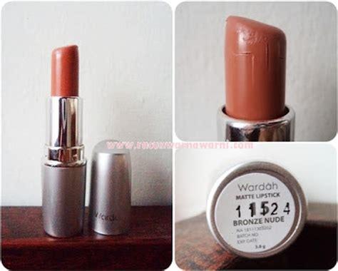 Lipstik Wardah Yg Cair racun warna warni apa warna lipstik favoritmu