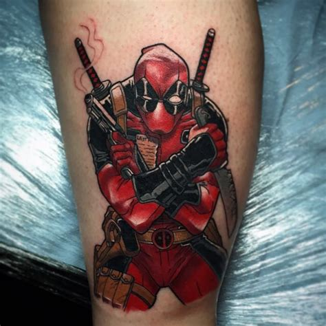 deadpool tattoos deadpool tattoos designs ideas and meaning tattoos for you