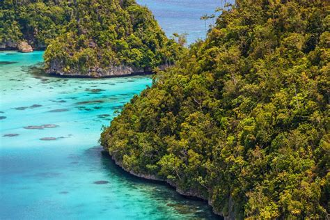 le isole raja ampat papuasia occidentale indonesia