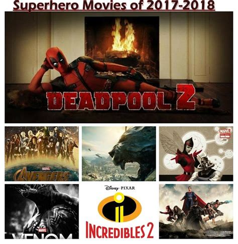 upcoming film of 2017 upcoming superhero movies list in 2017 2018 in hollywood