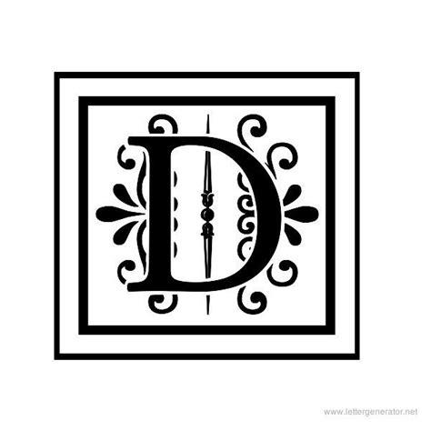 decorative alphabets decorative letters alphabet gallery free printable