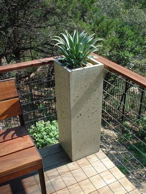 Ideas Design For Cement Planters Concept 25 Best Ideas About Concrete Garden Ornaments On Concrete Garden Concrete Garden