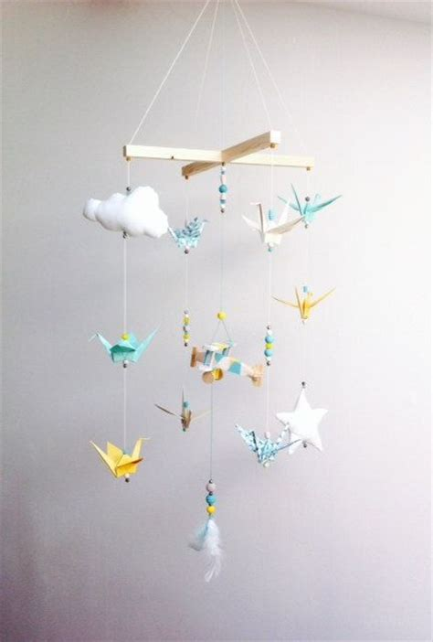 Origami Mobiles - 25 best ideas about origami mobile on mobiles