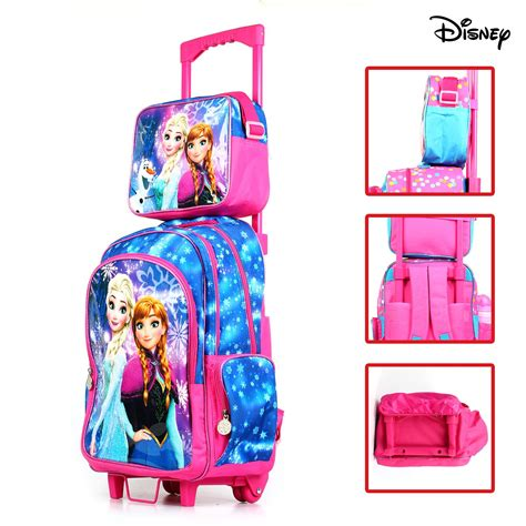 Disney Frozen Trolly Bagpack Small sofia the bags philippines style guru fashion