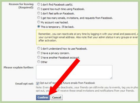 themes facebook permanent how to permanently remove facebook account window