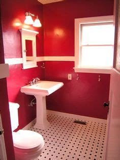 small red bathroom ideas 1000 images about downstairs loo on pinterest lime
