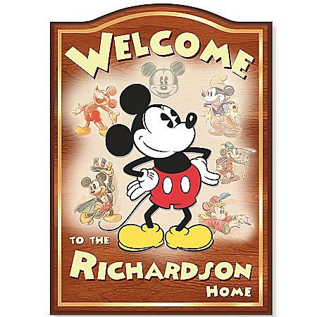 disney s mickey mouse and friends home kitchen decor