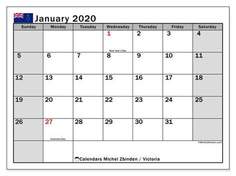 january  calendar victoria australia michel zbinden en