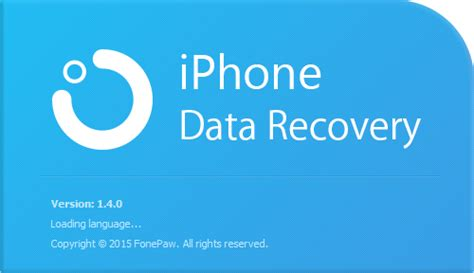 iphone 4 data recovery software free download full version download fonepaw iphone data recovery 1 4 0 bilingual
