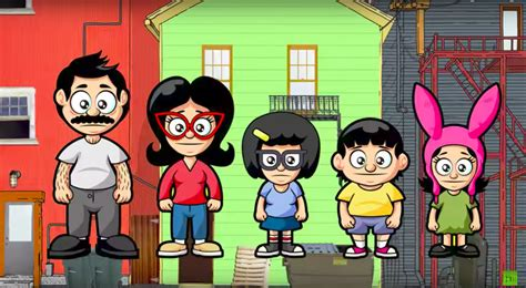 bob s burgers fan art episode quot bob s burgers quot is making history with a fan animated