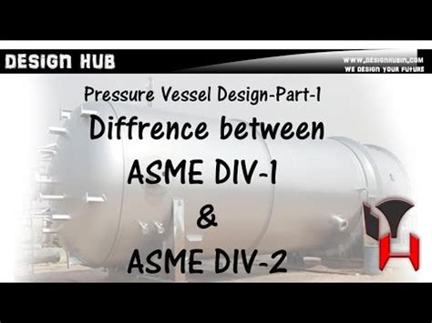 difference between div and section download pressure vessel fatigue calculation according to