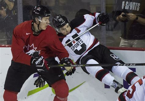Stanley Background Check Six Players Cut As Canada S World Junior Squad Takes Shape Toronto